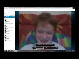 Мальчик Гей в скайпе #1 ВЫПУСК