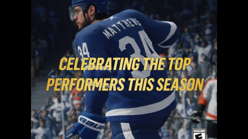 NHL 19 Ultimate Team Young Guns Team of the Year I NHL19 I TOTY