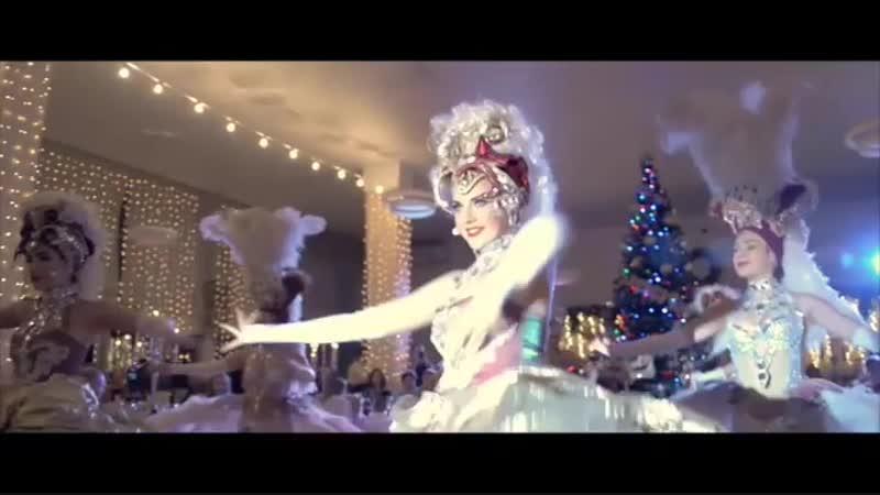 Новогодняя ночь в санатории Актёр. Сочи -2019