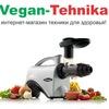 """""""Vegan-Tehnika"""" - техника для здорового питания"""