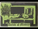 Mortal Decay Dawn of Misery Demo 1992