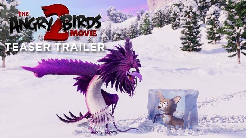 The Angry Birds в кино 2 - Трейлер