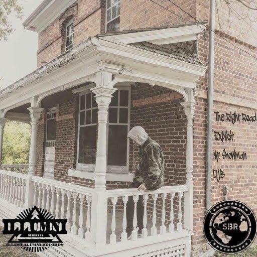 Explicit альбом The Right Road (feat. Mr. Snowman & DJB)