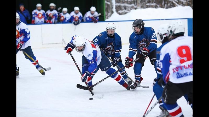 Первенство Московской области по хоккею с шайбой