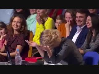 Я когда вас увидел. Я вас сразу увидел)))))