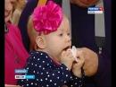 10 й Забег младенцев 2015 Вести Алтай