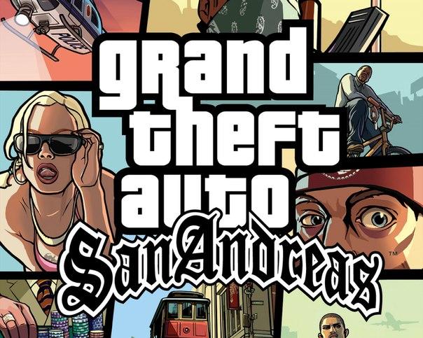 Скачать Grand Theft Auto: San Andreas для android