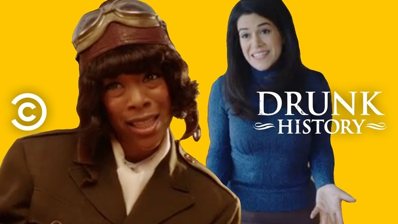 A Toast to Women Throughout History Drunk History