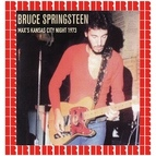 Bruce Springsteen альбом Max's Kansas City 1973