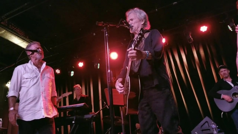 Kris Kristofferson Ben Haggard The Strangers Why Me Live Live At The Basement East 15 05 2018