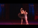 Фрагмент из балета Лебединое озеро . Одетта/Одиллия - Екатерина Кужнурова, Зигфрид - Денис Сапрон