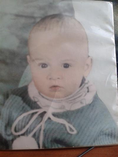 Сергей Вершинин, 28 августа 1990, Пермь, id173456848