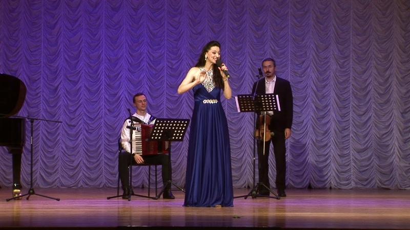 Sous le ciel de Paris и Cest si bon - Юлия Моргоева (концерт апрель 2019 ХИМКИ)