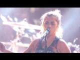 Metallica Lady Gaga Moth Into Flame Dress Rehearsal