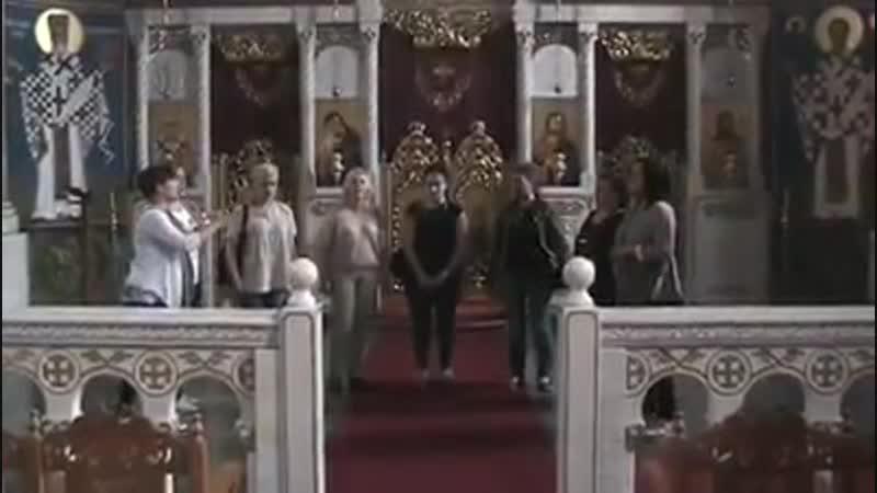 Heruvimska pesma _Mironosice Subotica_ Херувимская песнь Старосимоновская