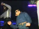 Russian kid dancing at club cant be bothered. 1997