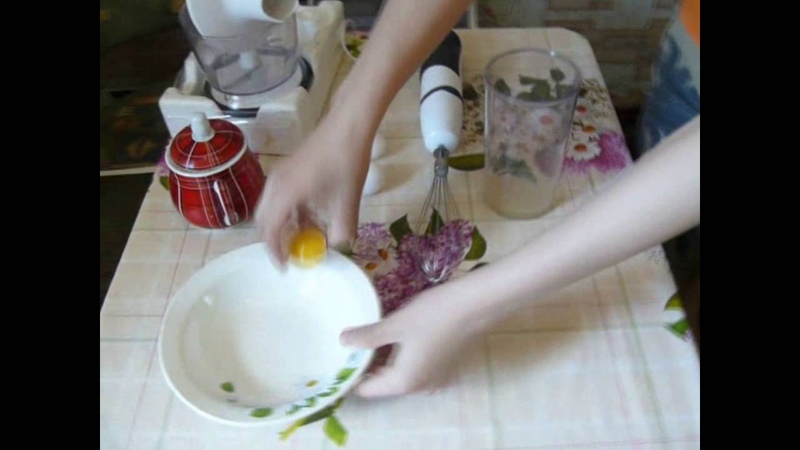как приготовить гоголь-моголь