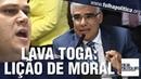 Senador Eduardo Girão dá dura lição de moral sobre CPI 'Lava Toga' e STF Davi Alcolumbre