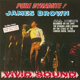James Brown альбом Pure Dynamite!