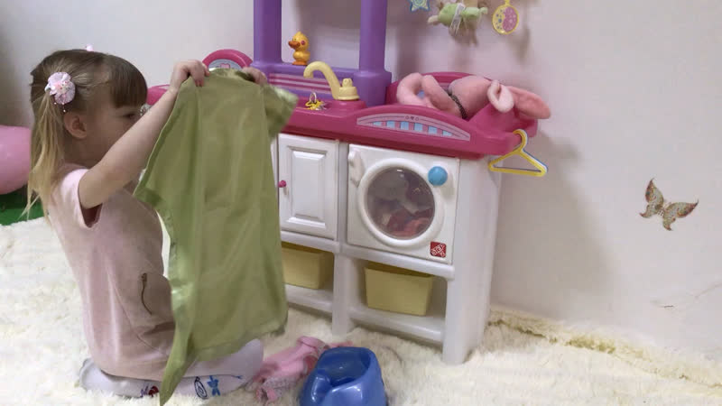 Центр для куклы Step 2. Прокат Мой малыш