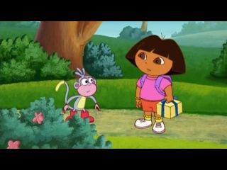 Даша-путешественница / Даша-следопыт / Dora the Explorer - 1 сезон 13 серия