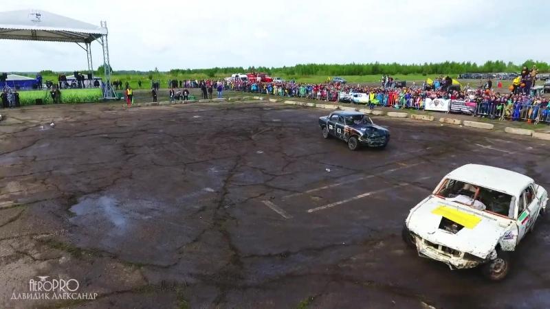 19 мая состоялись в г. Ярославль Автобои Восстание машин