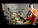 MESHUGGAH Pravus drum cover