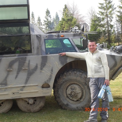 Дима Кузьмин, Ужгород, id43600452