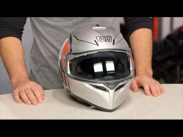 AGV K3 SV Scudetto Helmet Review