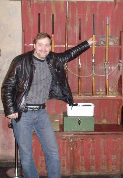 Сергей Гавриков, 3 августа , Сургут, id51327723