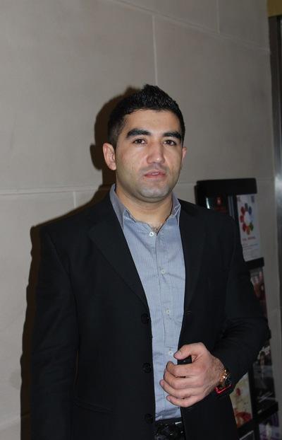 Senan Alirzayev, 22 февраля 1985, Новосибирск, id57806880