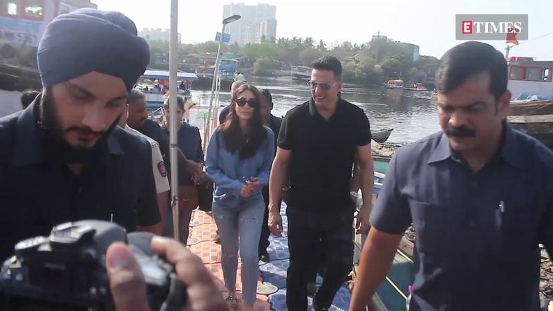 Akshay Kumar and Kareena Kapoor Khan finish Good News shooting
