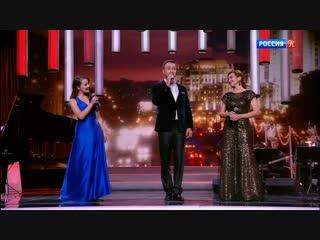 Владислав Косарев, Майя Балашова и Екатерина Гусева - Московские улочки