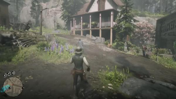 Red Dead Redemption 2 - Истинная концовка