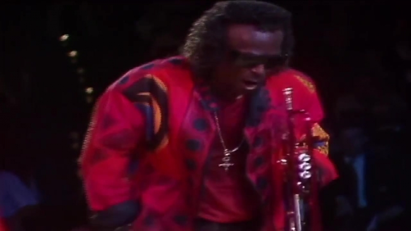 Miles Davis - Tutu (Thats What Happened - Live In Germany 1987)