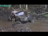 4x4 Off-Road vehicle mud, water race _ ET 2 _ Antsumae, 2017