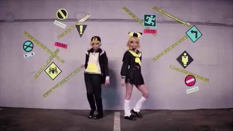 【劣等上等 BRING IT ON!】Magical Mirai Cosplay Dance Cover Mirror