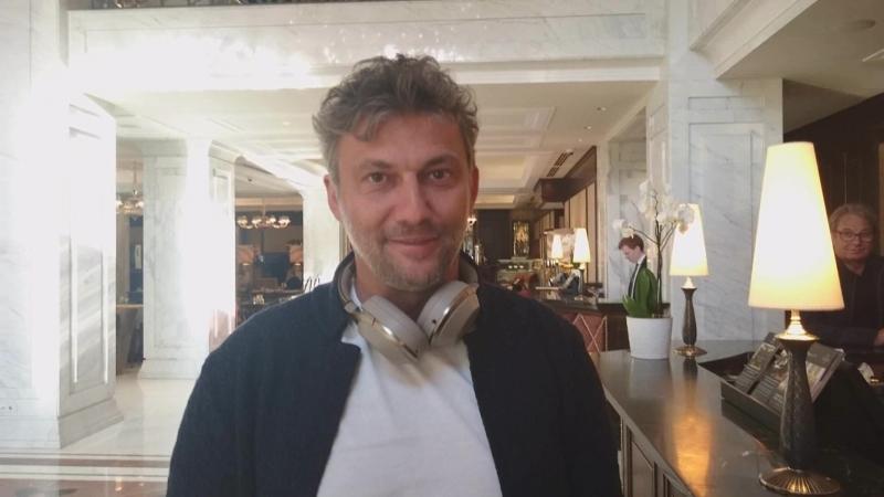 Йонас Кауфман в Москве