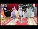 Новогодняя елка в детском садике 2013-2014 часть 2. Kubenko production studio.
