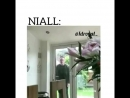 Niall and boys