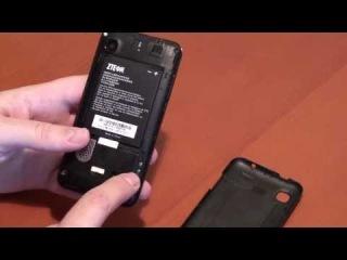 ZTE V889s - телефон из Китая за $73