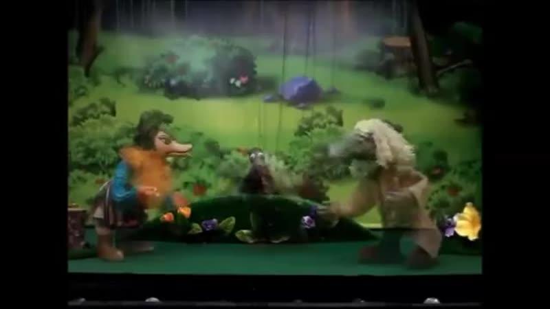 Marionette Theatre Tikhomirov Театр Марионеток Тихомирова ТМТ