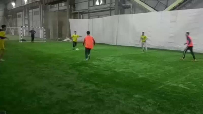 Чемпионат НМФЛ пермь, Легион - U print