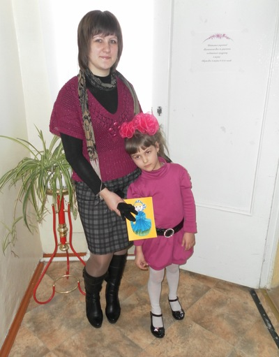 Татьяна Сёмина, 2 июля 1987, Киев, id194276035