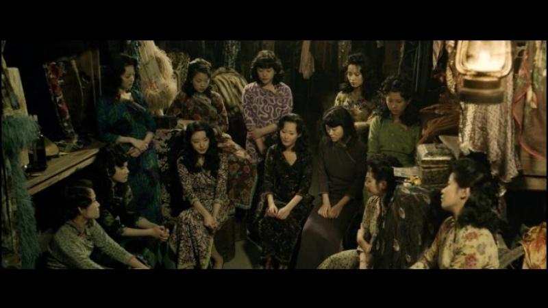 Самопожертвование проституток - Цветы войны (2011) [отрывок / фрагмент / эпизод]