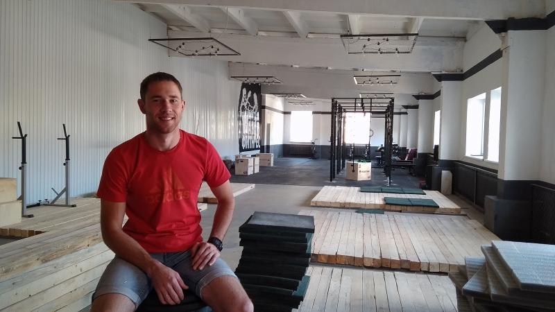 Максим Елисеев приглашает Тебя на площадку Антифитнес на спортивном фестивале ПрокачайСебя2018
