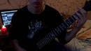 Emmure - Natural Born Killer (guitar cover by Brainless)