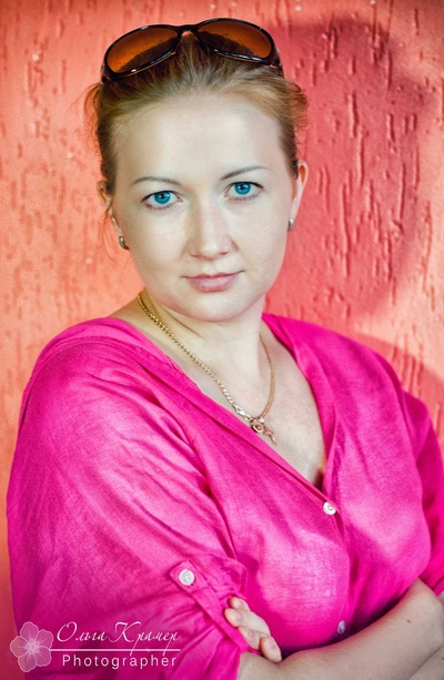 Ольга Крамер, 18 августа 1986, Ишимбай, id146921498