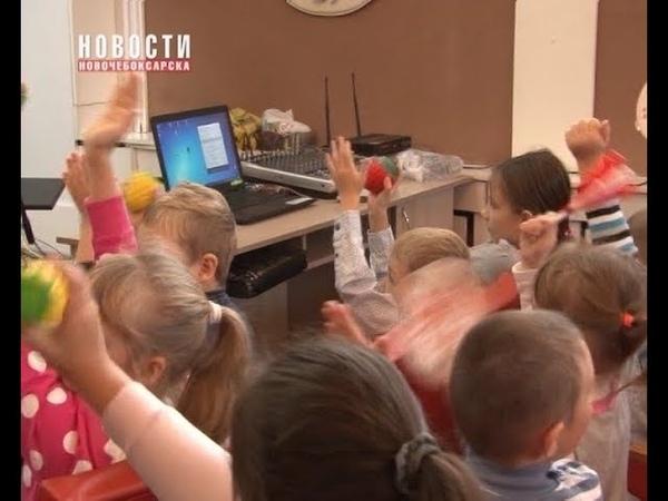 Чебоксарская ГЭС и Школа искусств начали цикл мастер-классов для детей с ограниченными возможностями