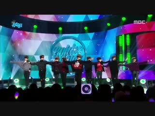 Golden Child - I See You @ Music Core 181215